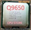 Lntel Q9650 2 QUAD Q9650 Процессор Core 2 Duo (3.0 ГГц/12 МБ Кэш/FSB 1333) настольного LGA 775 CPU
