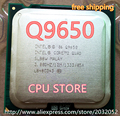 lntel Core 2 Duo Q9650 2 QUAD Q9650 Processor(3.0GHz /12MB Cache /FSB 1333 )Desktop LGA 775 CPU