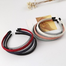 Girls Cloth Covered Hairbands