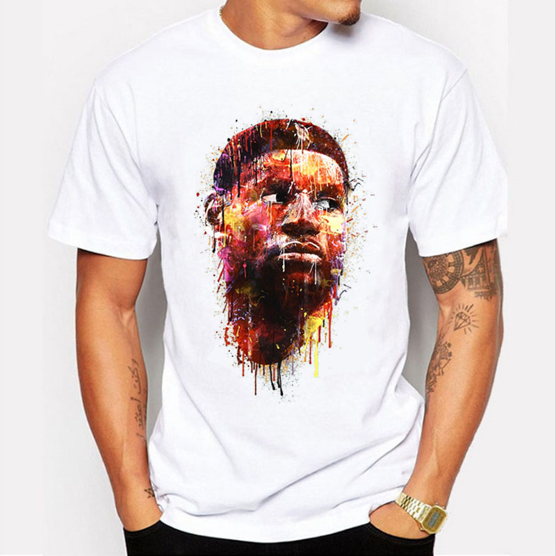 Online buy wholesale lebron james from china lebron james for Buy printed t shirts wholesale