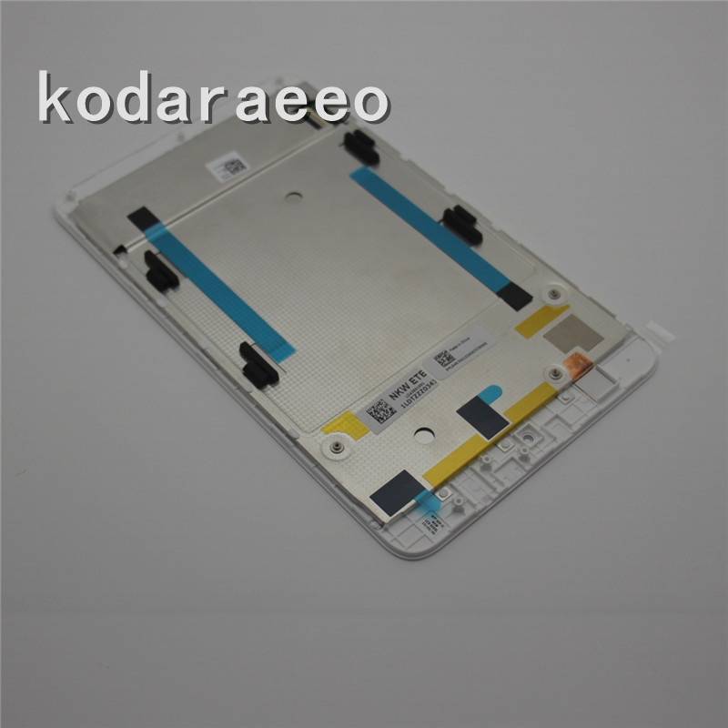 kodaraeeo For Acer Iconia one 7 B1-750 B1 750 LCD Display + Touch Panel Screen Digitizer Glass Assembly with frame Free Tools lcd display panel touch screen digitizer glass sensor assembly with frame for acer switch one 10