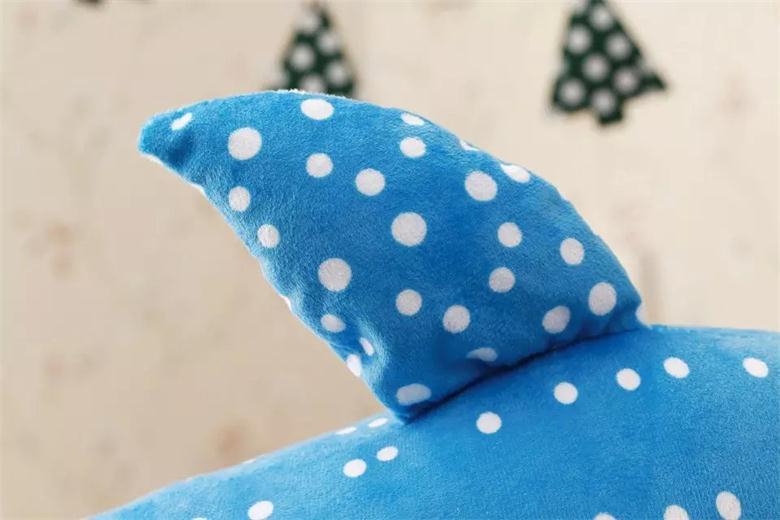 Акула 130 см Имитация животных плюшевая Мягкая кукла животное мягкая игрушка для девочек Дети любовник лучший рождественский подарок - 4