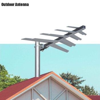 Vidbox HD de la antena de TV Digital para DVBT2 HDTV ISDBT ATSC 470 MHz-860 MHz de alta ganancia de la señal de TV al aire libre antena