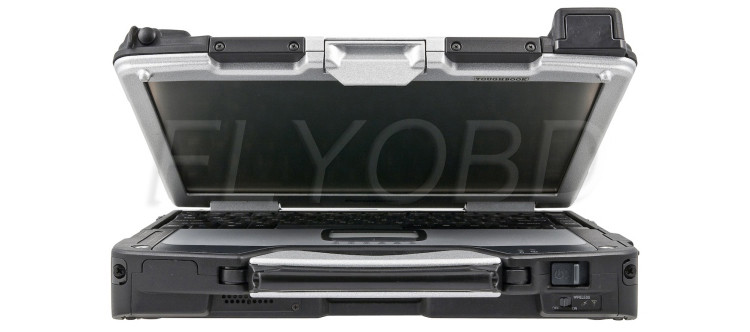 flyobd for panasoic cf-30 toughbook for mb sd connect c4 2
