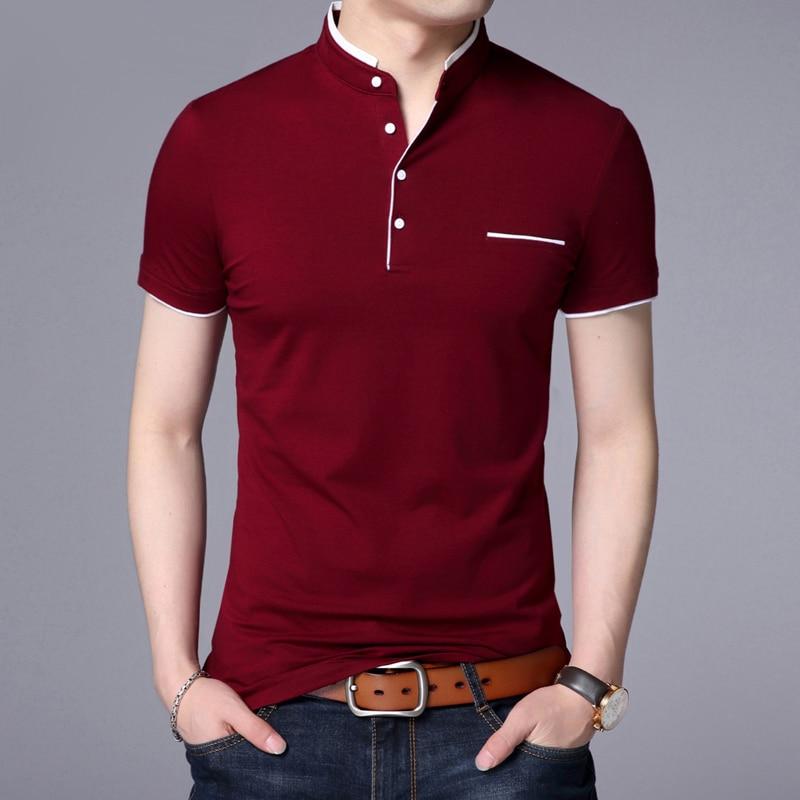 Summer Polo Shirt Men Casual Cotton Solid Color Poloshirt Men's Breathable Tee Shirt Golf Tennis Brand Clothes Plus Size 5XL