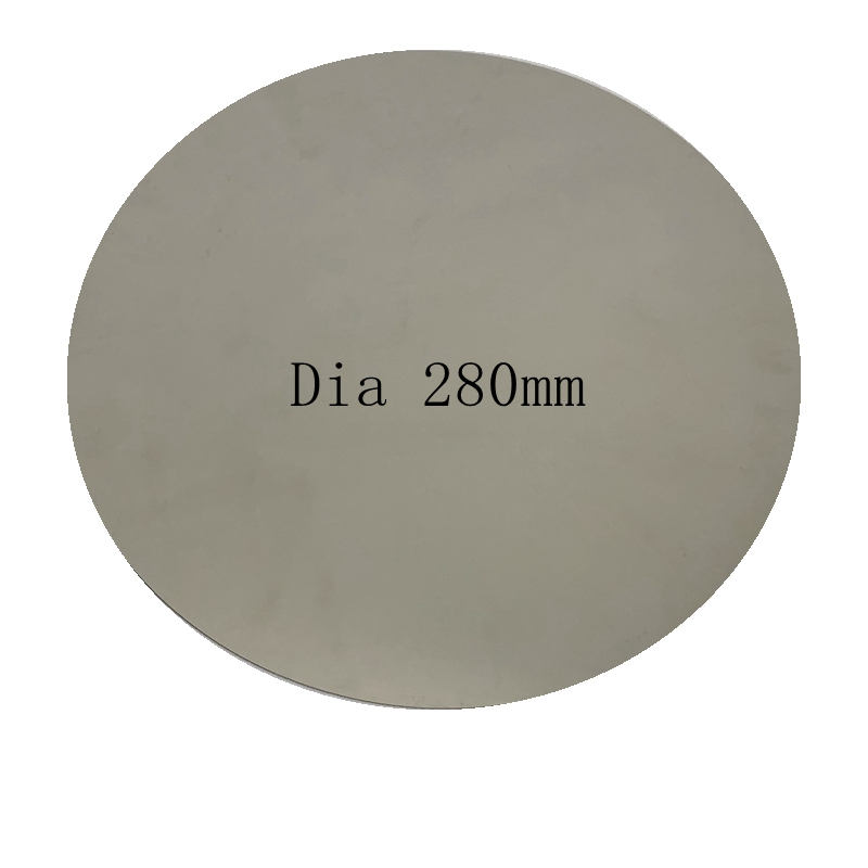 3d Printer Parts & Accessories Aggressive Energetic Newest Upgrade Reprap K280 Delta 3d Printer Heat Bed,round Dia 280mm Removal Spring Steel Flex Plate We Take Customers As Our Gods 3d Printers & 3d Scanners
