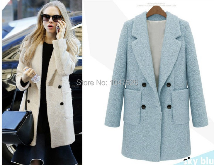 latest fashion winter dress coats/ Women's Clothing clothes and ...