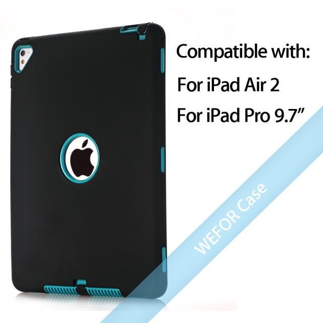 Black and Blue Ipad pro cover 5c649ed9e3623
