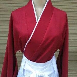 Image 5 - Rurouni Kenshin cellat Himura Kenshin Kimono Kendo Suit Cosplay kostüm