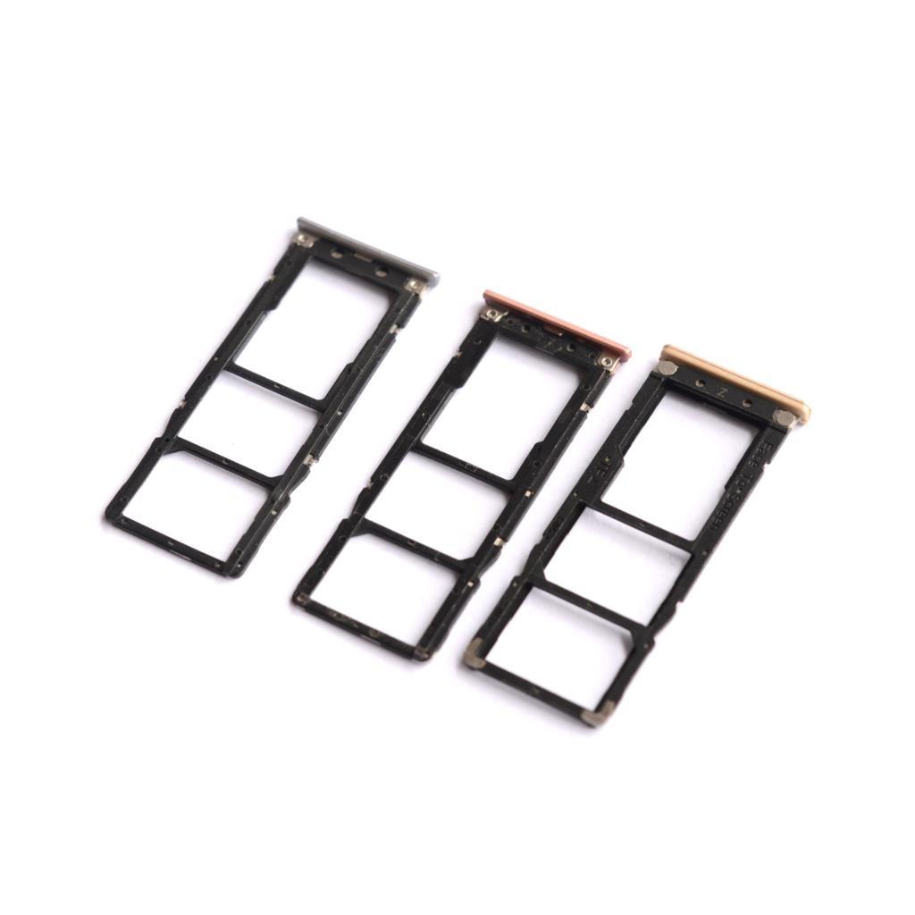 new original nano sim micro sim card tray holder sd card slot holder adapter for xiaomi redmi