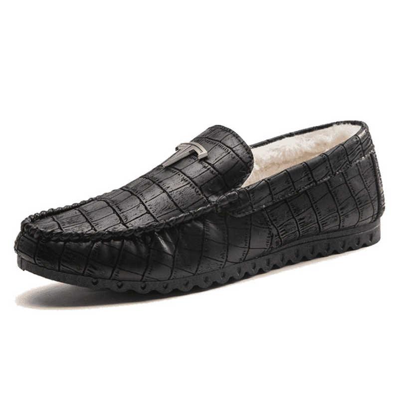 2019 nuevos planos de Hombre Zapatos transpirables ligeros zapatos casuales bajos mocasines de hombre mocasines zapatillas de hombre cómodos zapatos mocasines de guisantes