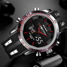 Brand New Men Sports Watches Waterproof Mens Military Digita
