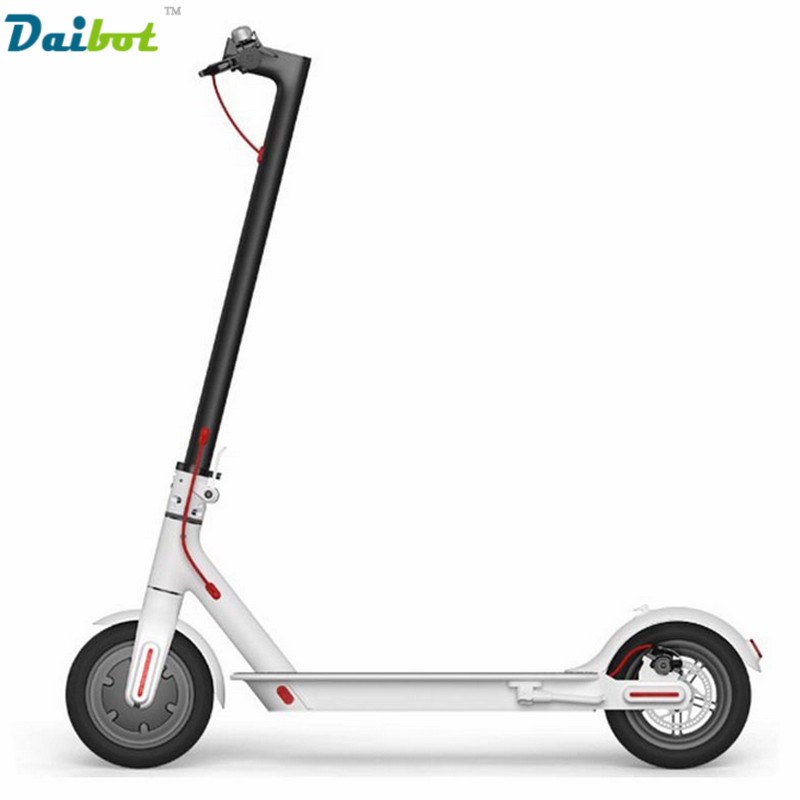 где купить  8.5 inch 2 wheel Foldable Electric Scooter folding bike Electric Skateboard Hoverboard E-Scooter Kick Scooter  по лучшей цене