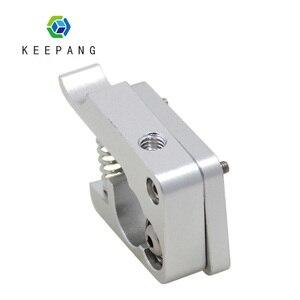 MK10 дистанционный прямой экструдер алюминиевая часть J-head экструзия правая левая рука полностью металлический Боуден 3D принтер экструдер