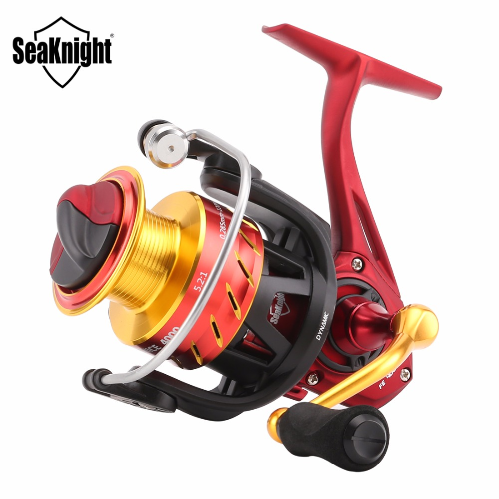 Seaknight fenice fishing reel spinning reels 10 1 ball for Fishing reel bearings