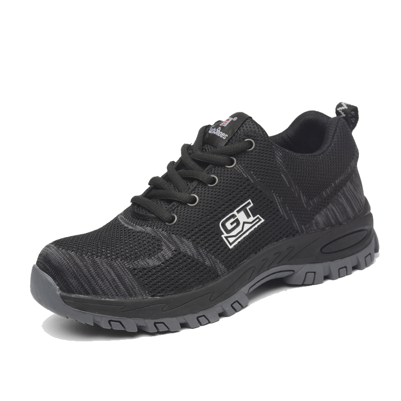 AC13004 Heavy Duty Sneakers Safety Shoes Steel Toe Cap protection boot Spring Breathable Mesh Casual Labor Insurance Puncture