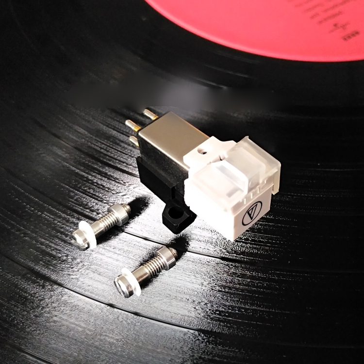 Magnetic cartridge stylus with lp vinyl needle for Turntable Record Player, phonograph Gramophone Accessories