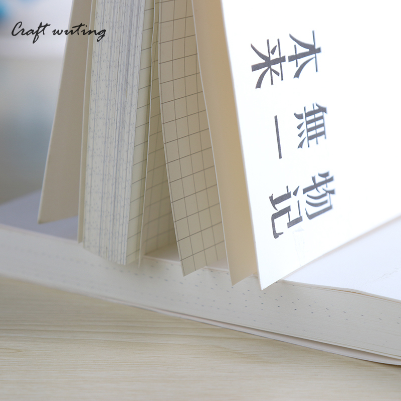 notebook, Japanese style notebook, A5 creative nude notebookdimensions of the Japanese woodwork paper student diary