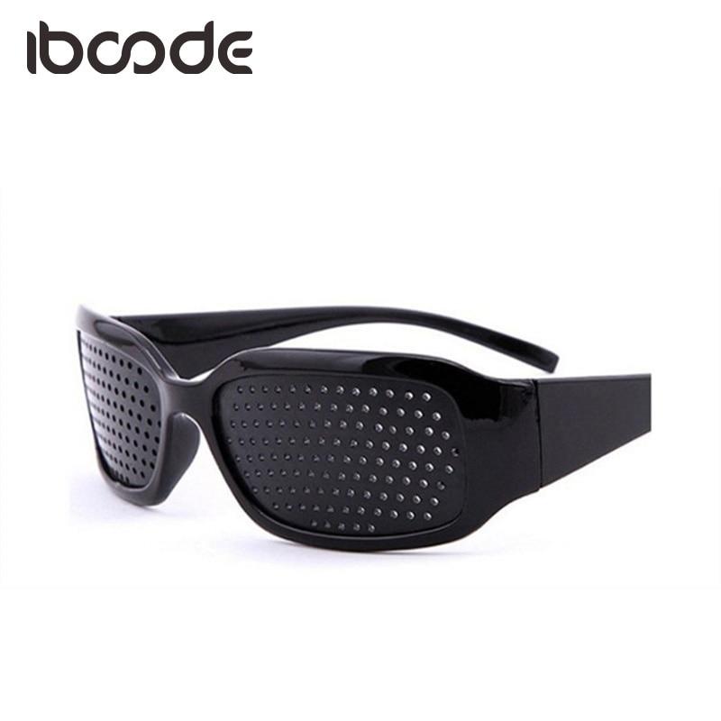 iboode Fatigue Relieve Glasses Pinhole Anti-fatigue Eye Care Vision Care Eyeglasses Unisex Eyesight Exercise Protective Eyewear