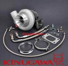 "Kinugawa Turbocompressor Boleto 3 ""TD06SL2-20G 10 cm T3 V-Band Externo Fechado"