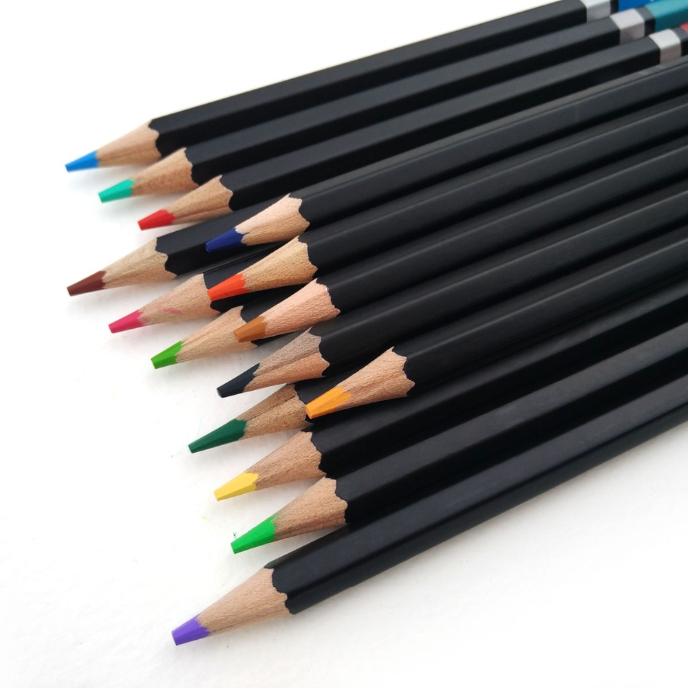 BAOKE Fine Art Colouring Pencils 5