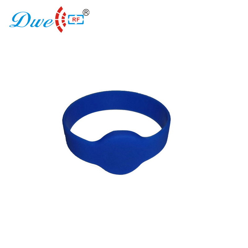 DWE CC RF colorful high frequency 13.56mhz rfid wristband tag for access control reader 0 1 2 4ghz rf power meter frequency range 100 2400 mhz 65 0 dbm 1nw 1w