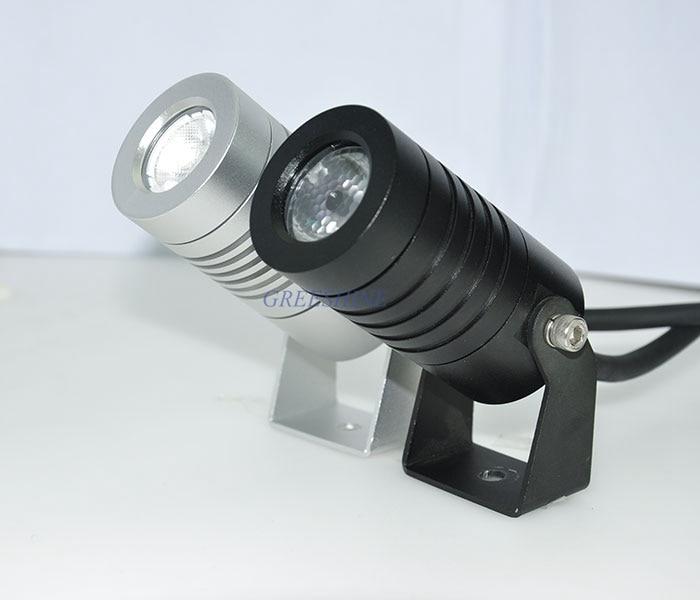 ip65 waterproof outdoor led garden spike spot light 3w rgb flood light 12v 24v low voltage. Black Bedroom Furniture Sets. Home Design Ideas