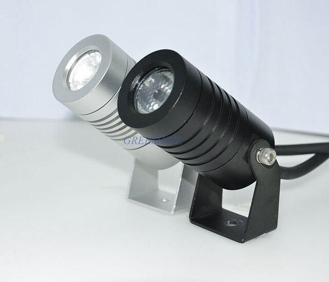 Ip65 Waterproof Outdoor Led Garden Spike Spot Light 3w Rgb