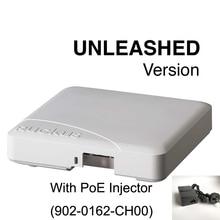 Ruckus Wireless Unleashed R500 9U1-R500-WW00 (alike 9U1-R500-US00) + PoE Injector 902-0162-CH00 Dual-Band 802.11ac Access Point