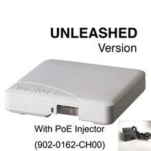 Ruckus bezprzewodowy samodzielny R500 9U1 R500 WW00 (zarówno 9U1 R500 US00) + wtryskiwacz POE 902 0162 CH00 Dual Band 802.11ac punkt dostępu