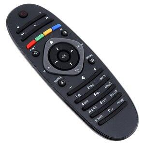 Image 4 - 1 قطعة العالمي فيليبس التلفزيون التحكم عن بعد الذكية الرقمية استبدال تحكم عن بعد دعم 2 × بطاريات AAA ل فيليبس TV/DVD