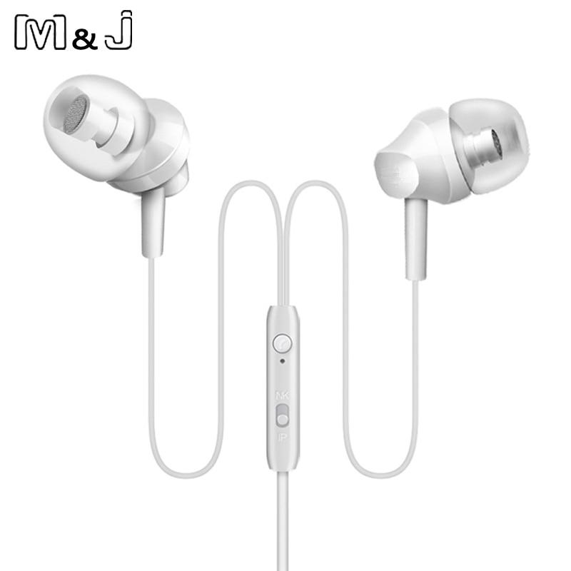 M&J Portable Mini Estéreo Bajo Auricular para iPhone 5 6 Samsung - Audio y video portátil - foto 3