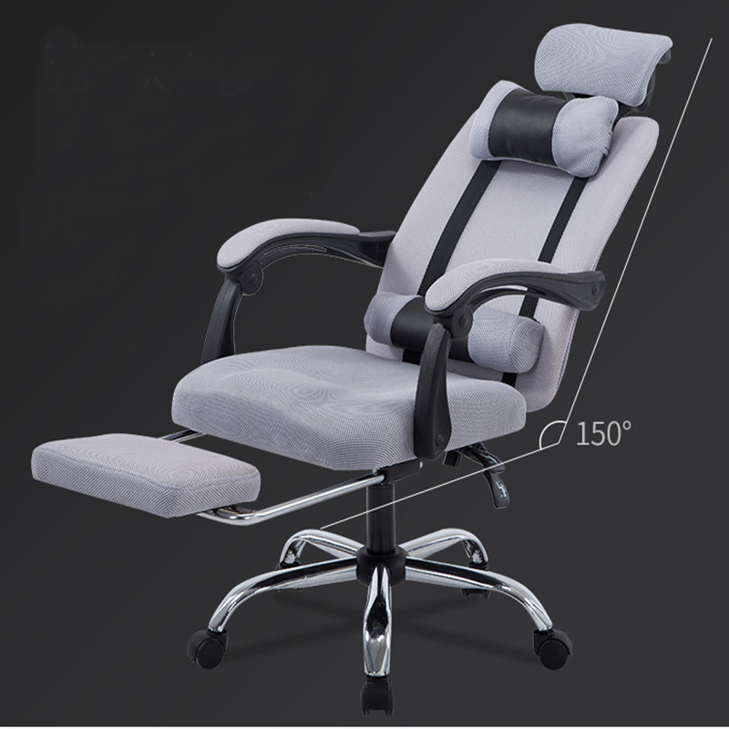 Astonishing Us 239 7 49 Off Lounge Chair Sofas Office Boss Chair With Wheels Ergonomic Computer Gaming Chair Internet Cafe Seat Household Reclining Chair In Caraccident5 Cool Chair Designs And Ideas Caraccident5Info
