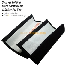 20Pair Car Seat Belt Cover Embroidered Shoulder Pads For Mixed order