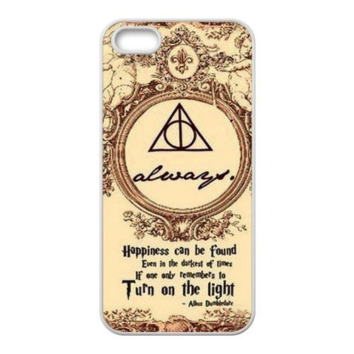 Harry Potter Deathly Hallows Symbol Case For Iphone 4 5s 5c 6 Plus