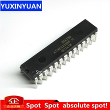 10 pçs/lote ATMEGA328P CHIP ATMEGA328 ATMEGA328P PU 32K 20MHz FLASH DIP 28 MCU AVR