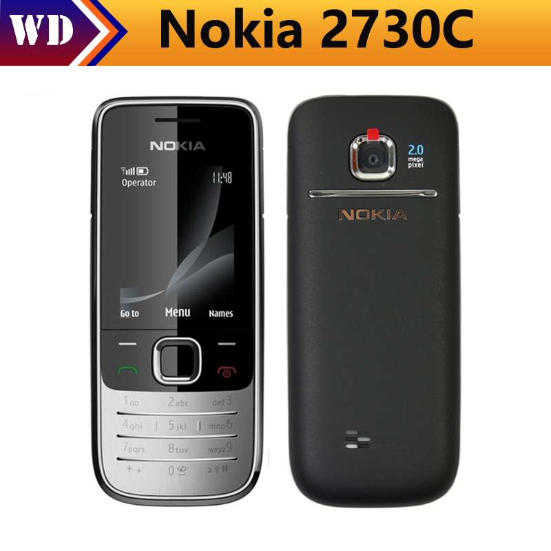 refurbished nokia 2730 classic unlocked mobile phone 2730c cheap 3g rh aliexpress com nokia 2730 instruction manual nokia 2730c user guide
