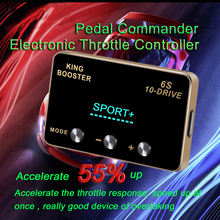 Sprint booster Pedal commander Electronic throttle controller for TOYOTA HILUX MARK X PRADO FORTUNER INNOVA Alphard Spade