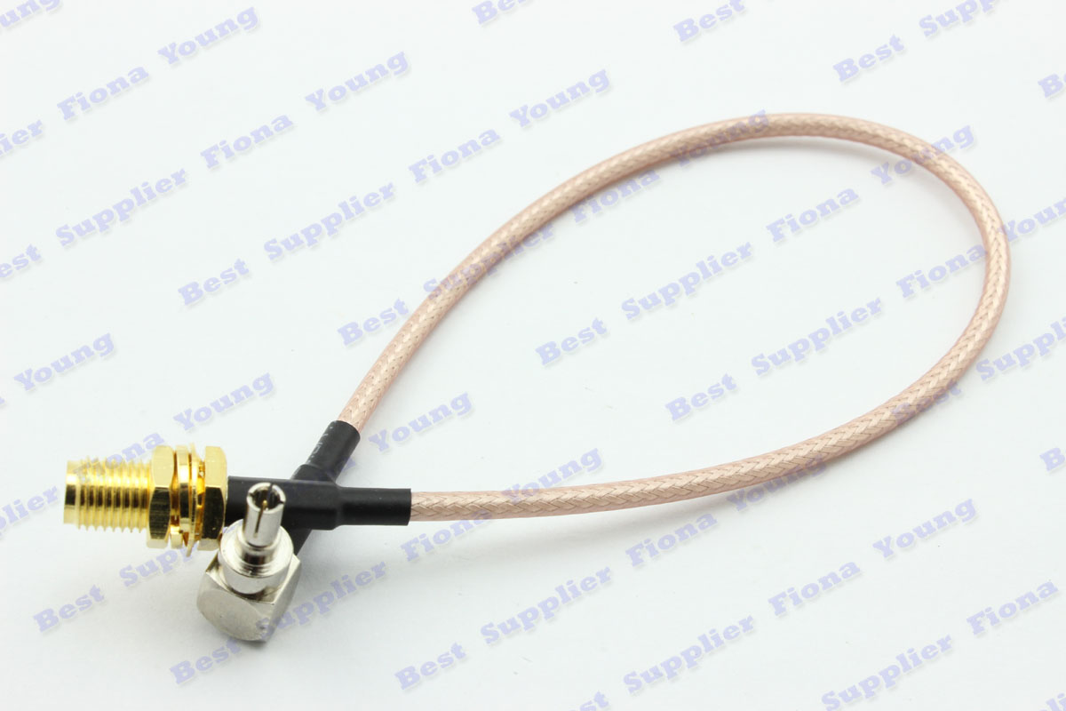 5 Pcslot Sma To Crc9 Pigtail Cable Female Bulkhead Ufl N Male Right Angle Connector Rg316 20cm