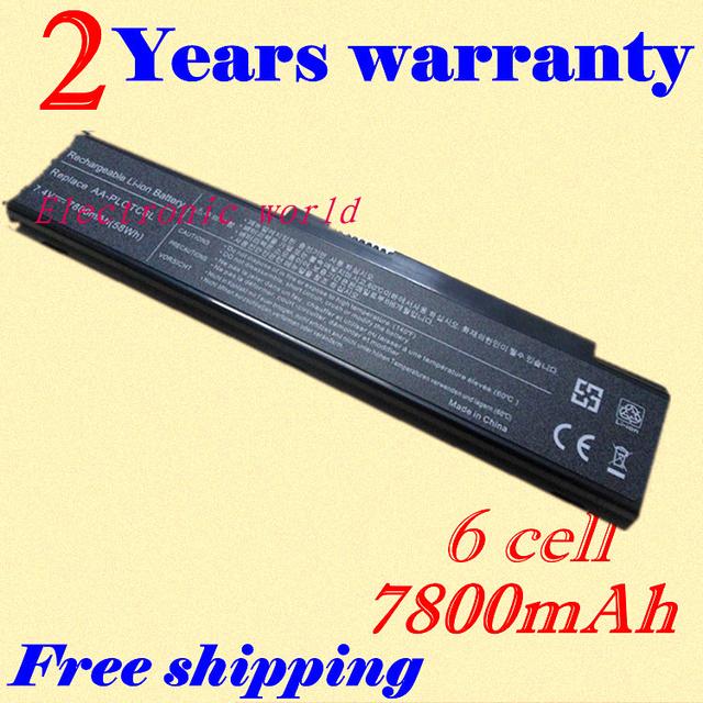 Jigu nueva 6600 mah batería para samsung 300u 300u1a np300u np300u1a 305u1z np305u np305u1a np305u1z n308 n310 n311 n315 x118