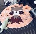 Manta kids del bebé Juego Esteras de Dibujos Animados de Moda Animales Zorro Bebé Multifuncional Juego Mats Antideslizante Gatear Alfombra Alfombra Manta Niño