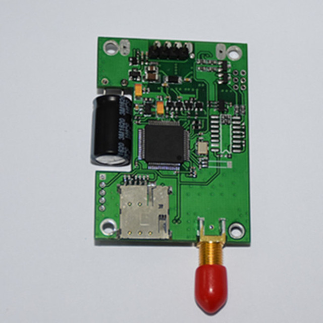 מודם pcb קטן 3 גרם 4 גרם lte מודם gsm כרטיס ה-sim gsm קבוע מסוף אלחוטי ttl rs232 משדר אלחוטי XZ-DG4P