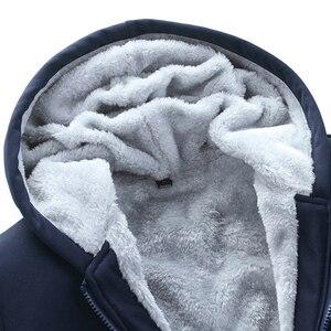 Image 4 - BOLUBAO nouveaux survêtements dhiver hommes ensemble veste à capuche + pantalon costume printemps sweat ensemble de vêtements de sport sweat à capuche homme costumes de sport