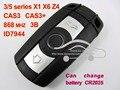 Высочайшее Качество Smart Remote Key Для BMW Cas3 системы X1 X6 35 Z4 868 МГЦ (для E60.E61. E90.E92. E93.E70.71.72)