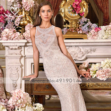 Swanskirt Wedding Dress boho vestido de noiva Skinny