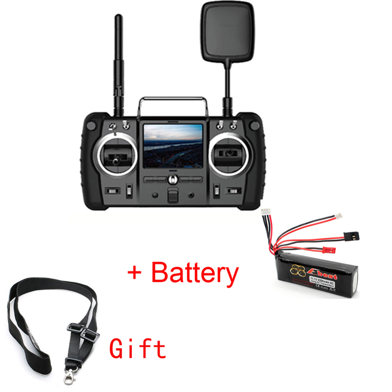 With Battery Remote Controller Transmitter For Hubsan x4 Pro H109S H501S H501A H301S Quadcopter H906A