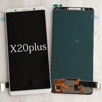 6,43 дюймов ЖК дисплей с Сенсорный экран планшета Ассамблеи для vivo x20 плюс doogee