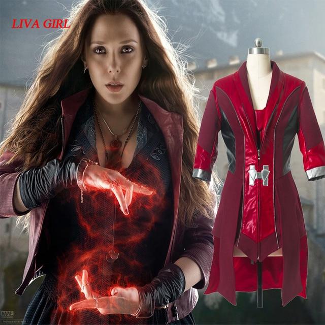 Aliexpresscom  Buy Captain America Civil War Avengers Scarlet