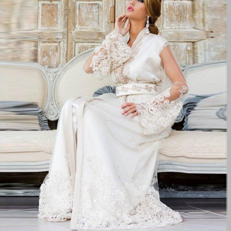 High Quality Embroidery Appliques Beaded Sash Dubai Bridal Dress 2016 Indian Saree