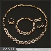 Sale barato moda joyería vintage Collares multilayer Hollow flores colgante collar pendiente pulsera Anillos cadena para las mujeres